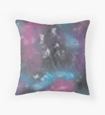 Dull Space Throw Pillow