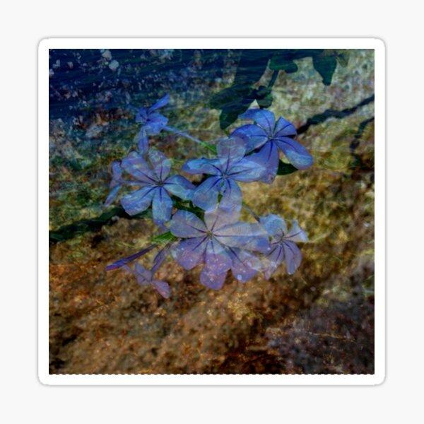Flowers in Greece Sticker