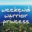 Weekend Warrior Princess by xanaduriffic