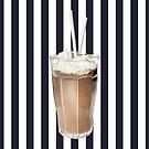 Stripes 'N' Slurps by xanaduriffic