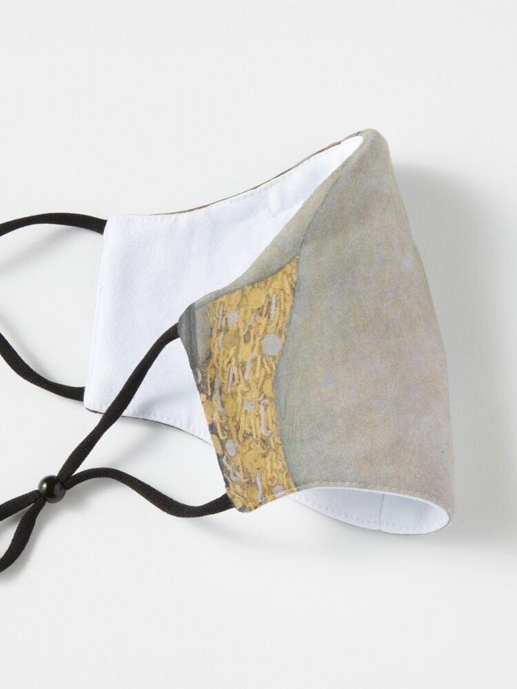 Alternate view of #Danae by Gustave Klimt #GustaveKlimt Густав Климт - #Даная, 1907г #ГуставКлимт Mask