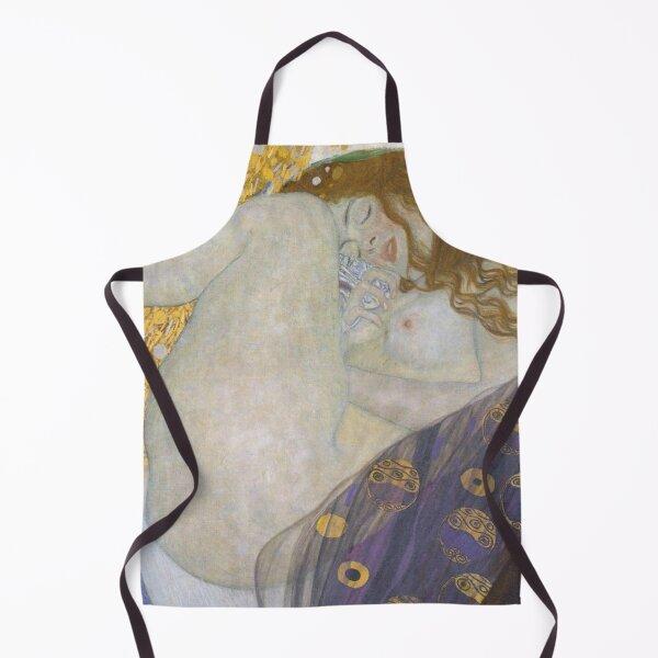 #Danae by Gustave Klimt #GustaveKlimt Густав Климт - #Даная, 1907г #ГуставКлимт Apron