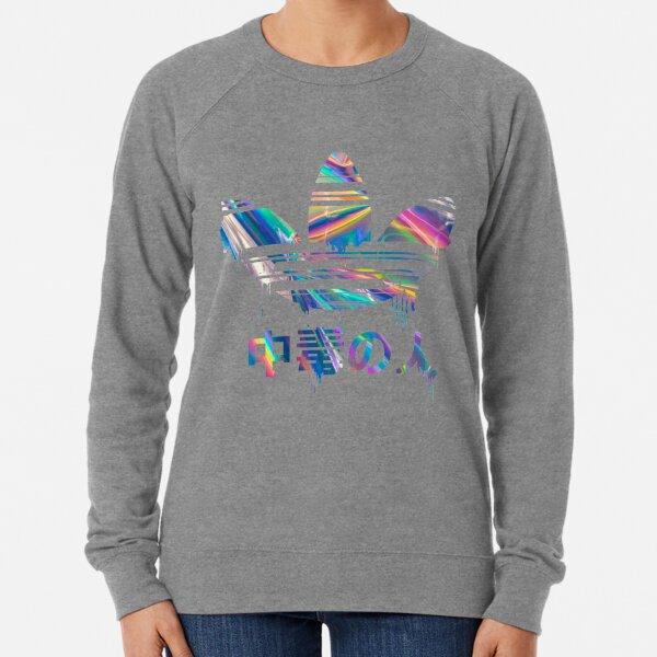 Addict Iridescent Lightweight Sweatshirt