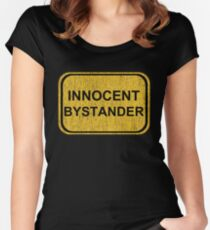 Innocent Bystander Women's Fitted Scoop T-Shirt