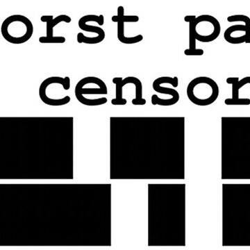 The Worst Part About Censorship by doktorj