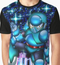 Crystal Caverns Graphic T-Shirt