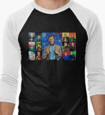 The Doctor of the Universe - The Promise Men's Baseball ¾ T-Shirt
