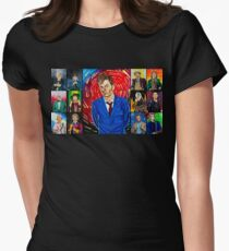 The Doctor of the Universe - The Hero Women's Fitted T-Shirt