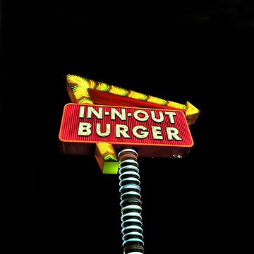 IN-N-OUT BURGER by kyler1999