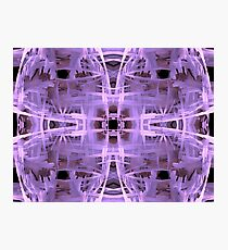 Sci-Fi Abstract Design Photographic Print