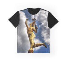 Mercury (mythology) Graphic T-Shirt
