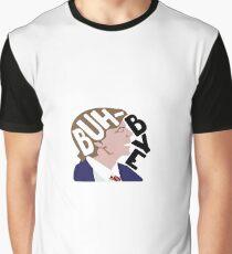 Buh-Bye - David Spade, SNL Graphic T-Shirt
