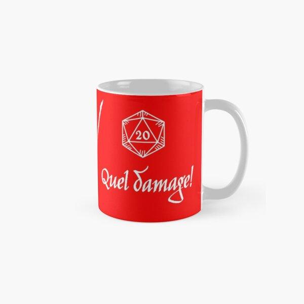 Quel Damage! Classic Mug