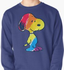 Snoopy Colorful Pullover
