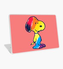 Snoopy Colorful Laptop Skin