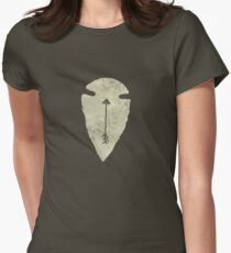 ArrowheadArrow Women's Fitted T-Shirt