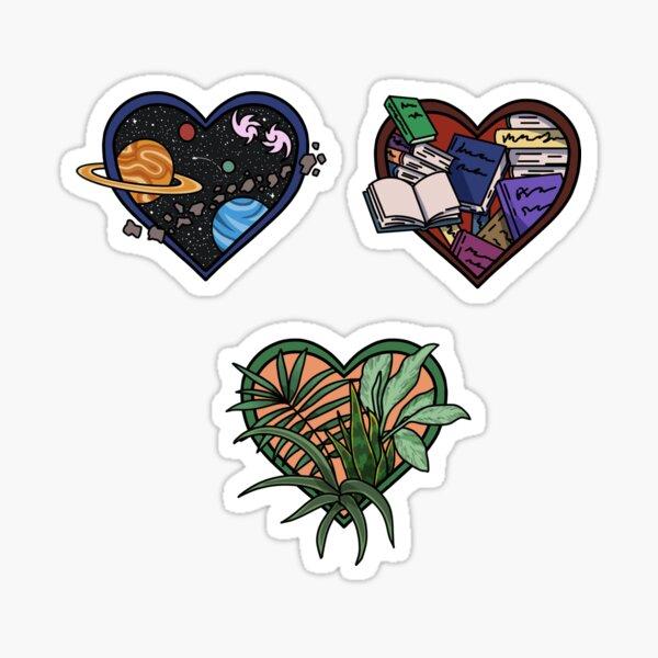 Valentine Love Stickers Sticker