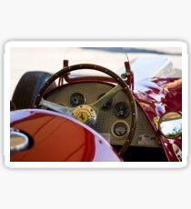 1950 Ferrari 212 F1 Interior Sticker