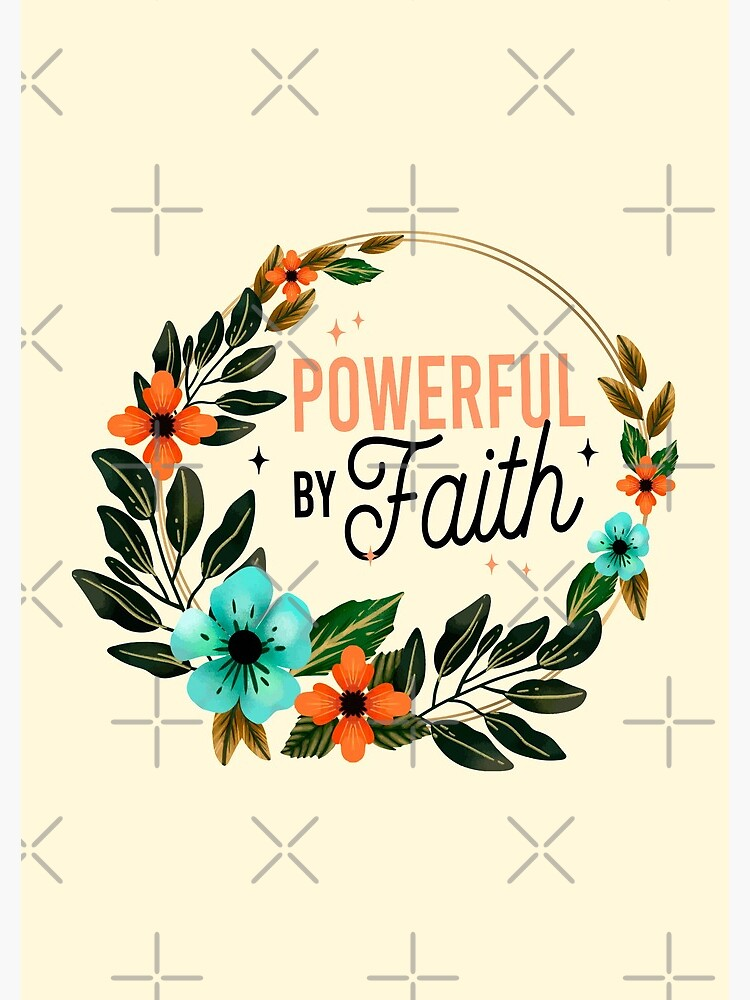JW Convention 2021 - POWERFUL BY FAITH by kleynard
