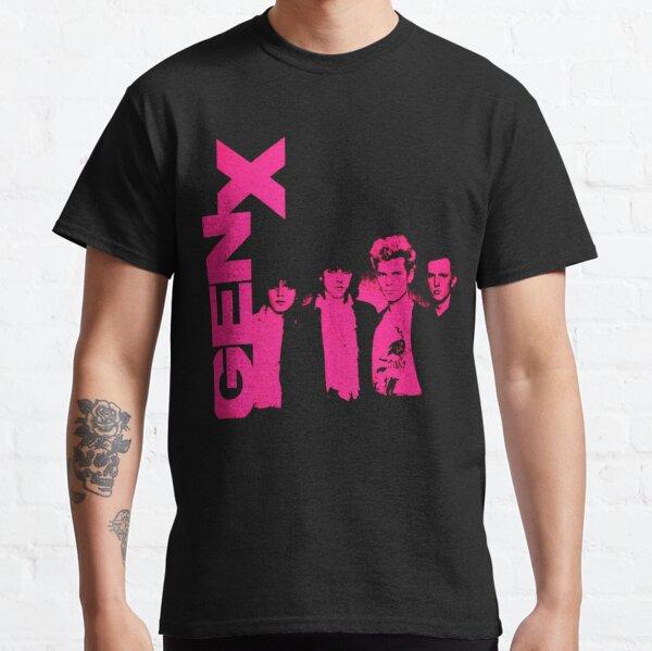 Gen X Vintage Logo Classic T-Shirt