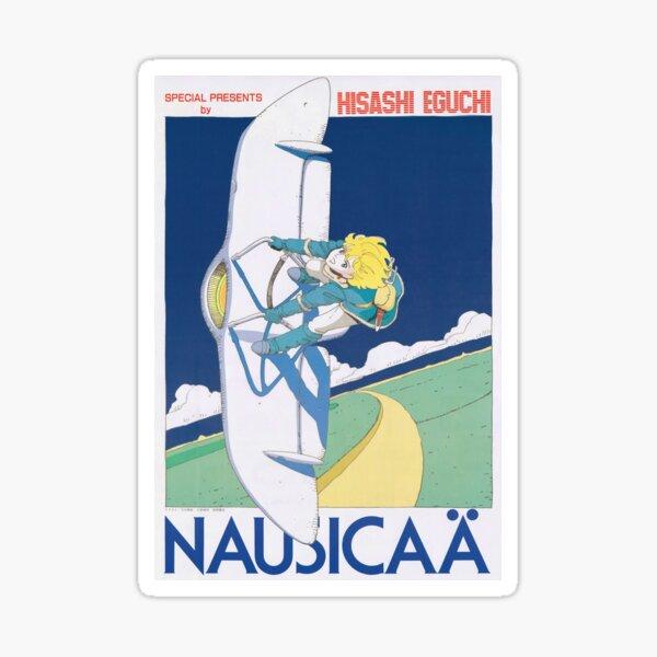 Nausicaa Glider Sticker