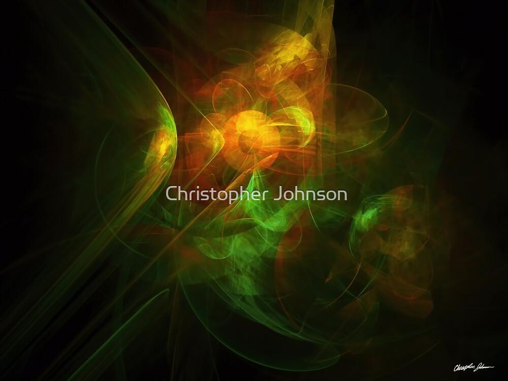 Alien Code Intense by Christopher Johnson