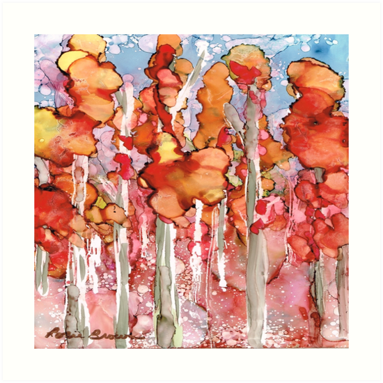 Awesome Autumn by Rosie Brown