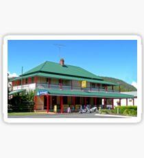Club Hotel, Kilcoy, Queensland, Australia Sticker