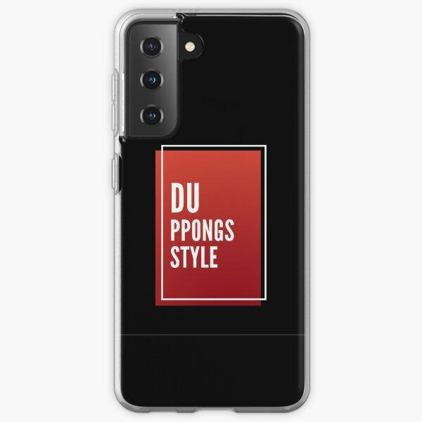 DUPPONGs .Redbox STYLE Samsung Galaxy Soft Case