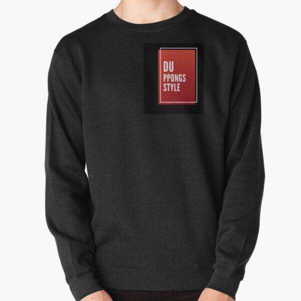DUPPONGs .Redbox STYLE Pullover Sweatshirt