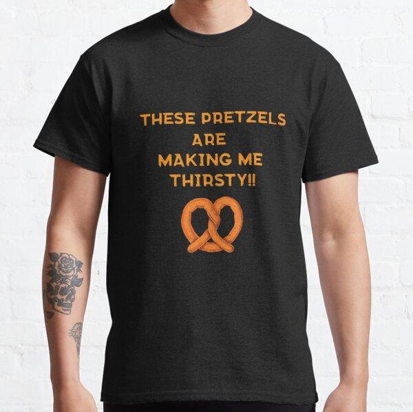 These Pretzels!! Classic T-Shirt