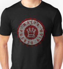 Malta Bottle Cap Slim Fit T-Shirt