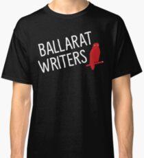 Ballarat Writers Shirt (Black) Classic T-Shirt