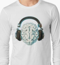 Mind Music Connection Long Sleeve T-Shirt