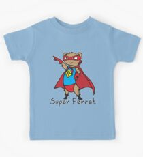 Super Ferret Kids Clothes