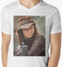 Anne Bonny Men's V-Neck T-Shirt