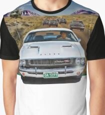 Vanishing Point Graphic T-Shirt