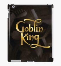 Goblin King iPad Case/Skin