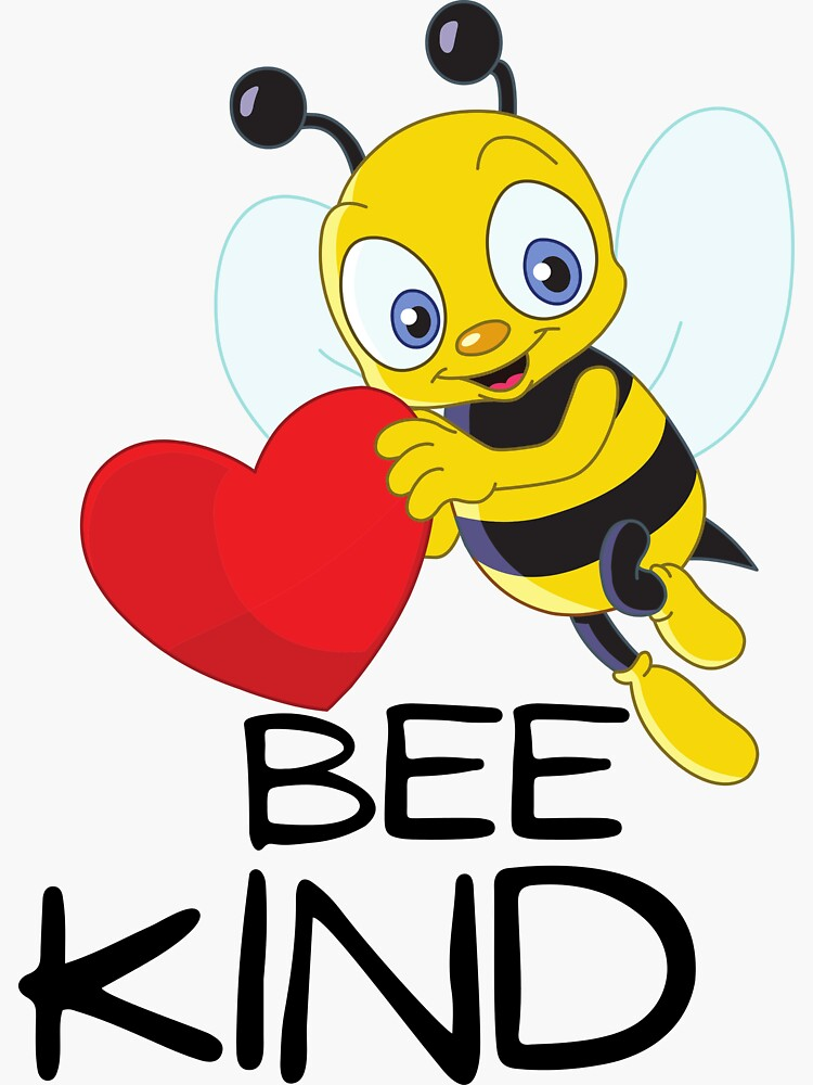 Bees Honey, Bee Kind by ds-4