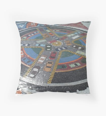 Donkin Reserve Mosaic Throw Pillow