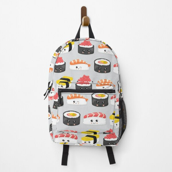 Cute Sushi lover pattern Backpack
