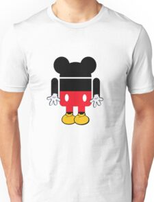 Android Mickey Unisex T-Shirt