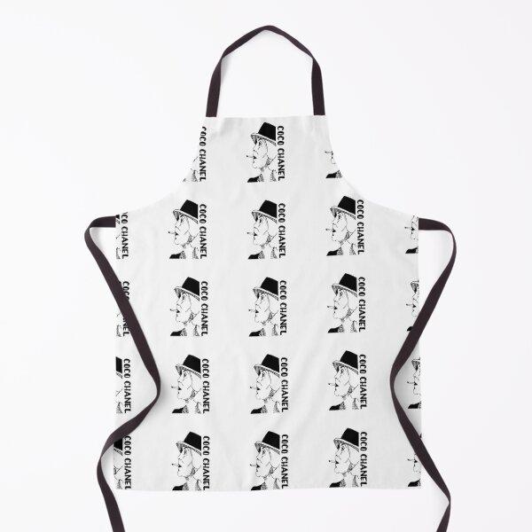 coco chanel fashion girly cadeau Tablier