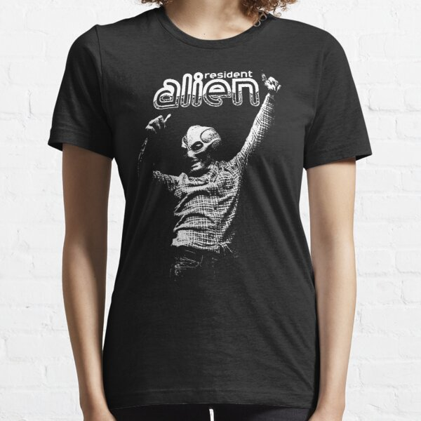 RESIDENTIAL ALIENATION--INTIPSYCATED DANCING QUEEN. Essential T-Shirt