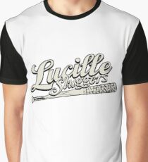 Lucille Sluggers Graphic T-Shirt