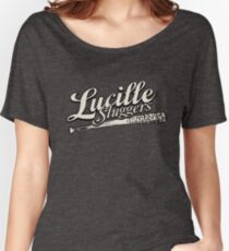 Lucille Sluggers Women's Relaxed Fit T-Shirt