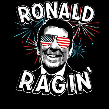 Ronald Ragin' by SpyFox