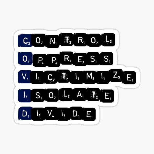 COVID 3 Sticker