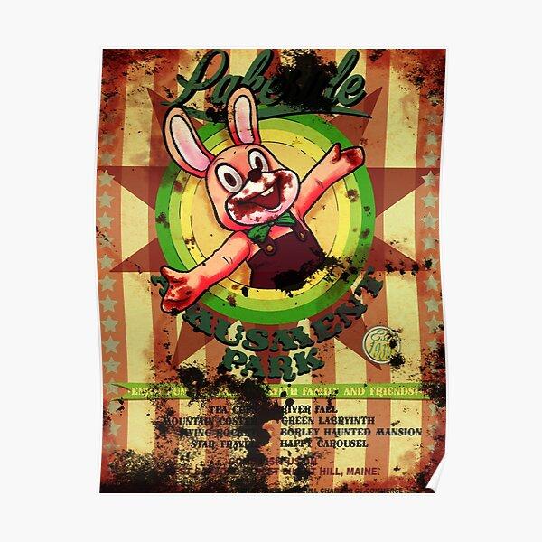 Lakeside Amusement Park (NIGHTMARE) Poster