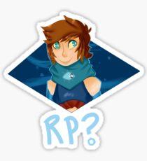 Roleplay? Sticker